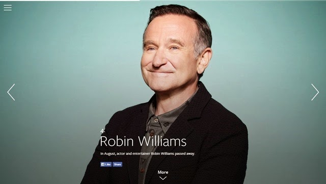 4. Robin Williams