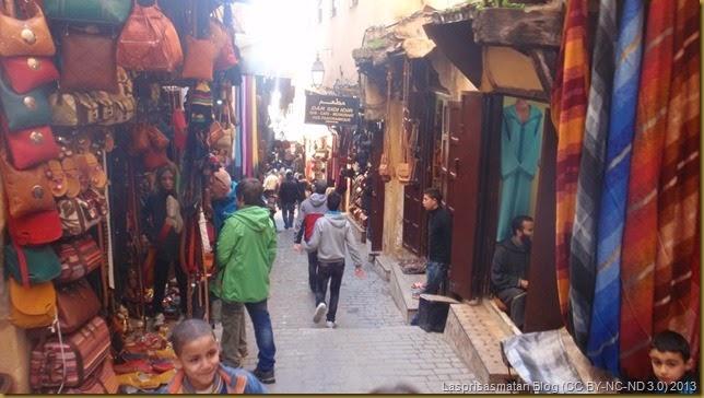 Calle de los bazares
