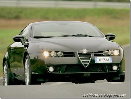 Alfa Romeo Brera 7