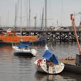Port de plaisance: les portenos (habitants de Buenos Aires) sont friands de la petite ville de Colonia pour venir y passer leurs vacances