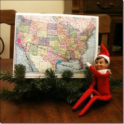 Road Trip Elf