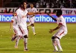 Liga de Quito vs Mushuc Runa