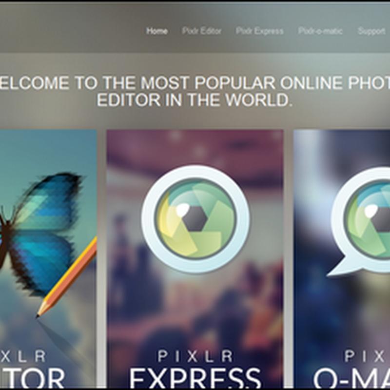 15 Ücretsiz Online Fotoğraf Editörü