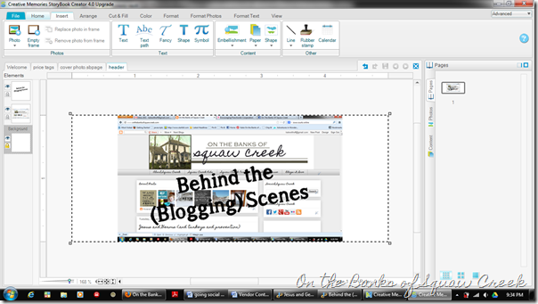 Digital scrapbooking/ Storybook Creator Plus