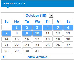 how to add events to calendar widget