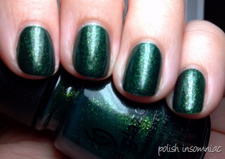 China Glaze Glittering Garland 5