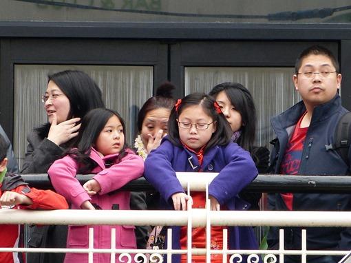 Китайский Новый год в Бирмингеме
