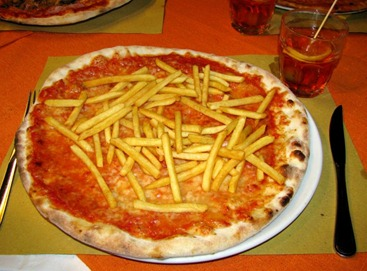 pizza-french-fries