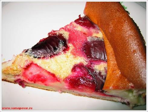 Десерт Клафути