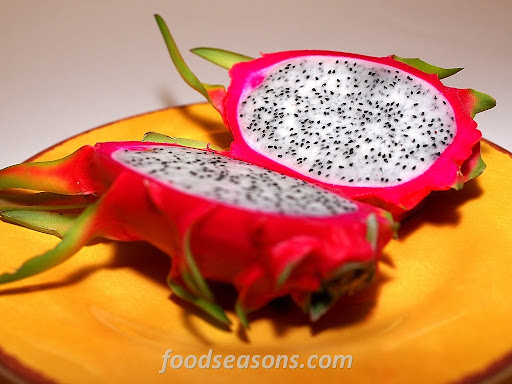 The Dragon fruit is a cactus