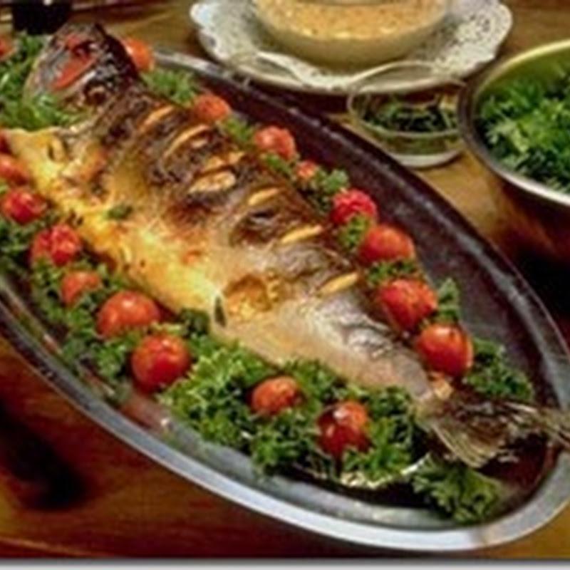 وجبة السمك تحميك من ضعف الذاكرة و الزهيمر
