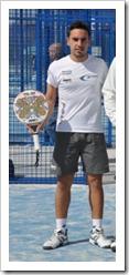 Pablo González Neria, jugador Planeta Pádel 2012