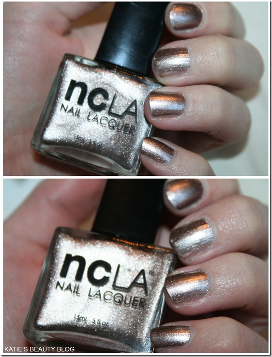 NCLA Nail Polish Swatch – Bell Air Trophy Wife - Katie Snooks