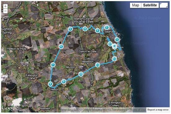 bike ride 14 miles1