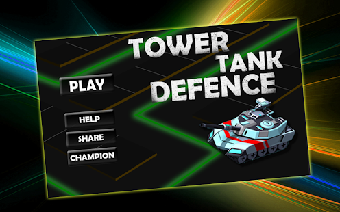 Tower Tank Defence- screenshot thumbnail