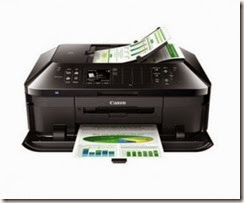 Buy Canon PIXMA MX927 Multifunction Inkjet Printer at Rs. 14887