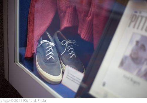 'Mister Rogers' shoes' photo (c) 2011, Richard - license: http://creativecommons.org/licenses/by-sa/2.0/