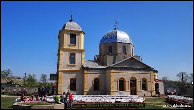 Biserica din Sfantu Gheorghe