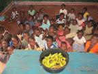 Bananen als traktatie
