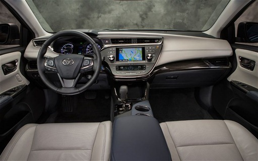 Toyota-Avalon-Hybrid-2013-interior