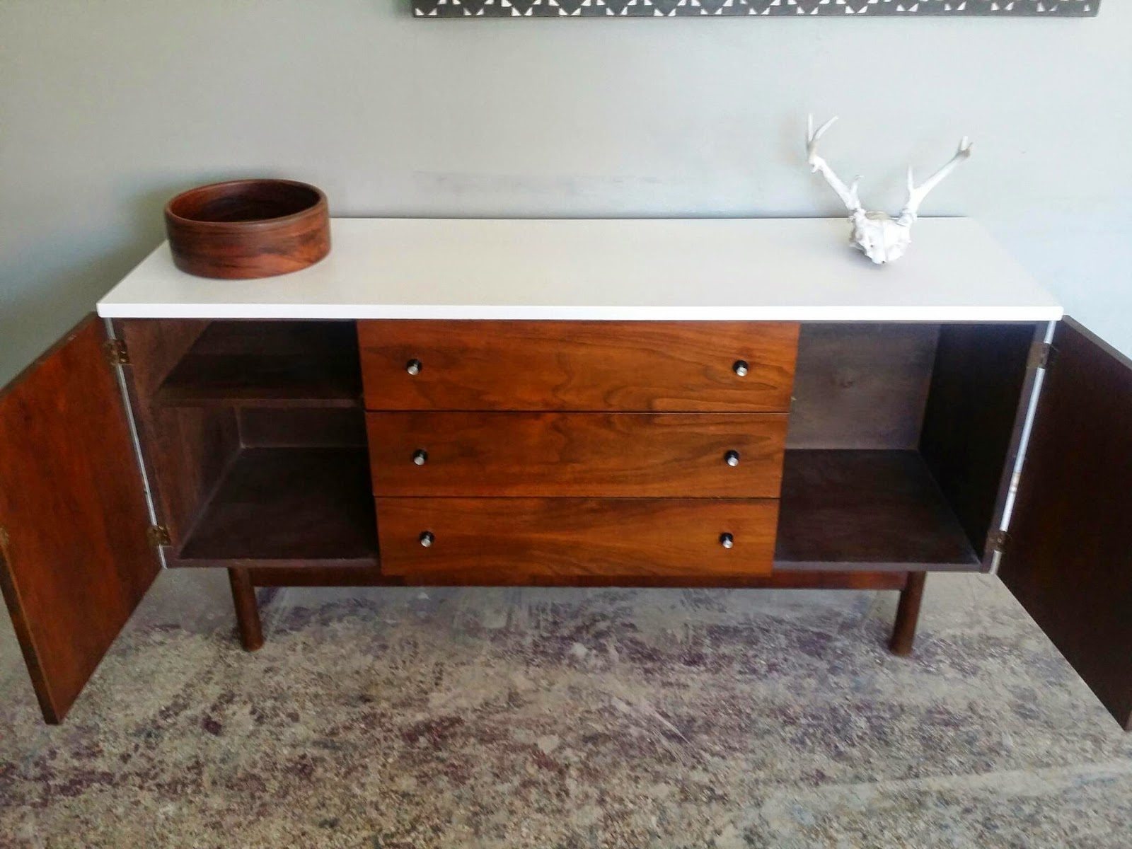 Piece Perfect To Use As A Media Console Credenza Buffet Sideboard Etc . Full resolution  portrait, nominally Width 1600 Height 1200 pixels, portrait with #713417.