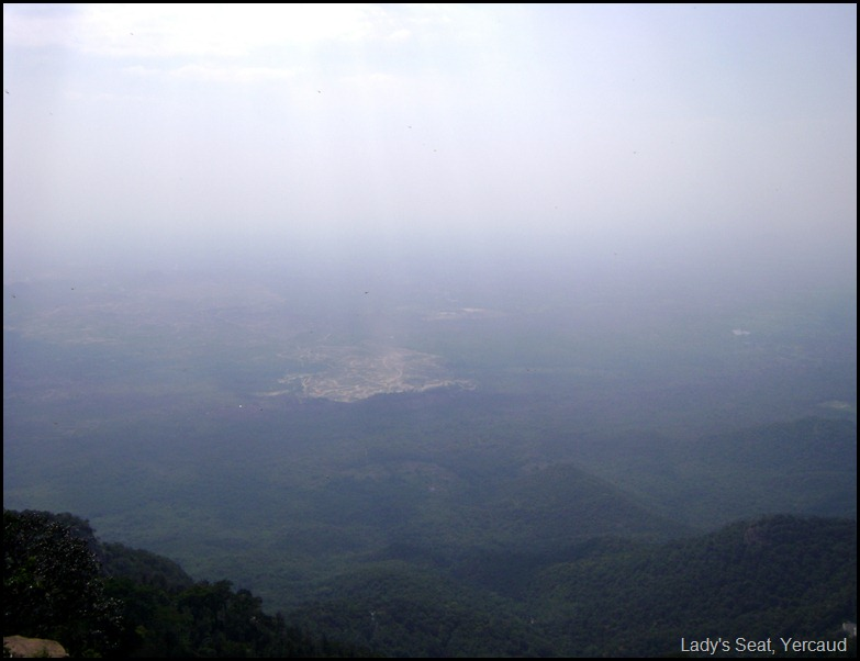 Lady's Seat, Yercaud
