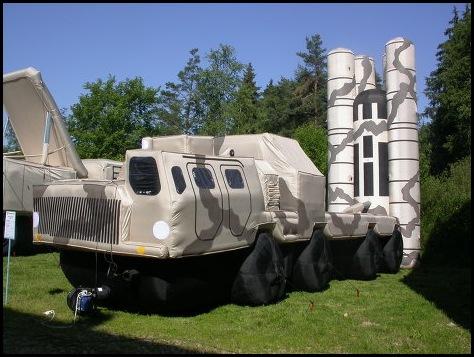 Russie une armée gonflable-46