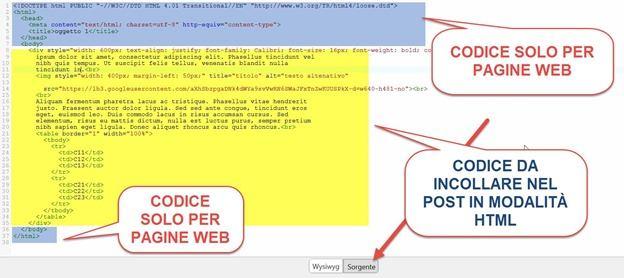 codice-bluegriffon-per-pagine-web