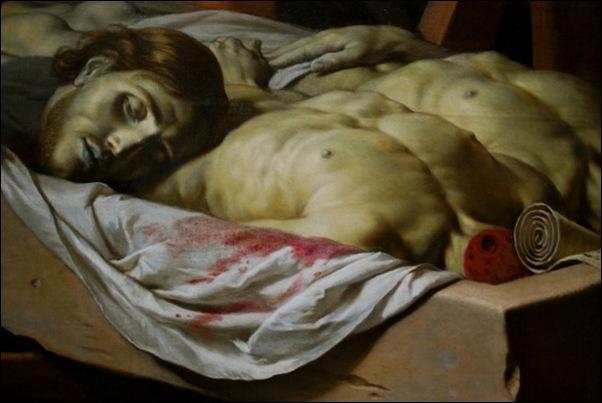 Philippe de Champaigne, Deux saints décapités
