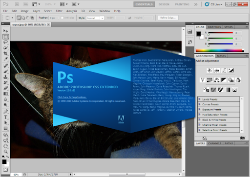 Descargar Adobe Photoshop CS5 gratis