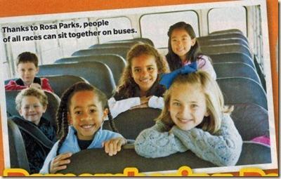 Remembering Rosa Parks - SchoolBus
