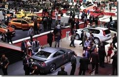 2012 Autosalon Geneve - Op de beursvloer