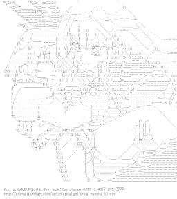 [AA]リインフォース & 八神はやて (魔法少女リリカルなのは)