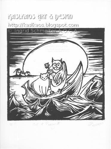 13041801linocut-owl-and-pussycat72