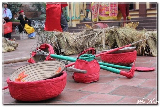 Độc đáo lễ hội trâu rơm bò rạ đầu năm