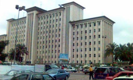 Siège de l'Onatra à Kinshasa