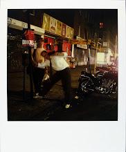 jamie livingston photo of the day September 13, 1989  ©hugh crawford