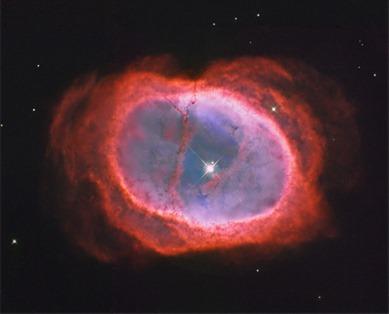 nebulosa NGC 3132