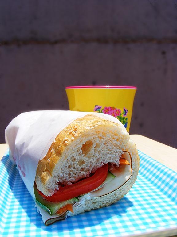 Sandwich dressing