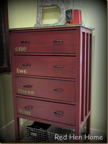 Red Hen Home Handbuilt Bedroom Dresser 6