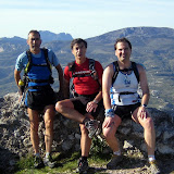 Entrenamiento para el Trail de la Mitja Lluna (11-Abril-2010)