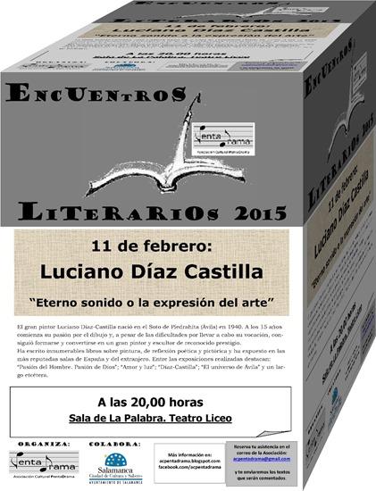 CARTEL LUCIANO DIAZ web cubo