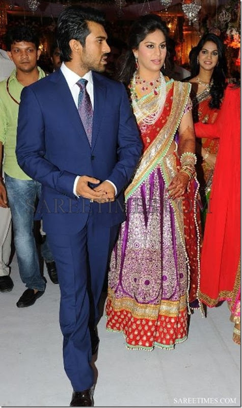 Ram_Charan_Upasaana_Wedding_Reception_Saree (3)