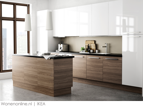 wonenonline ikea maakt plaats voor een nieuw keukensysteem nu 15 korting op het huidige. Black Bedroom Furniture Sets. Home Design Ideas