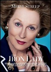 The Iron Lady - poster