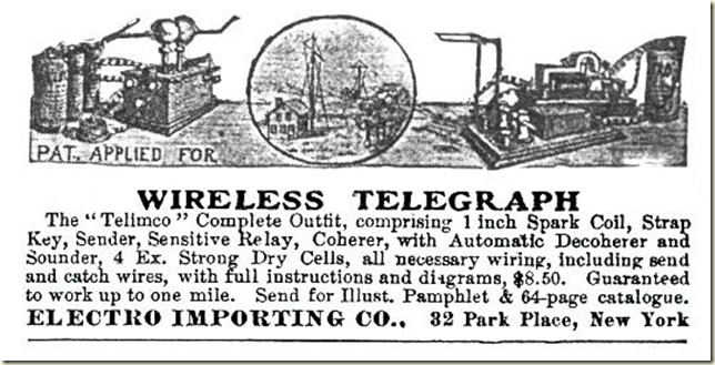 telimo wireless telegraph