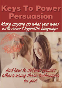 Cover of Allan Tutt's Book Keys To Power Persuasion