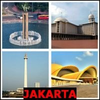JAKARTA- Whats The Word Answers