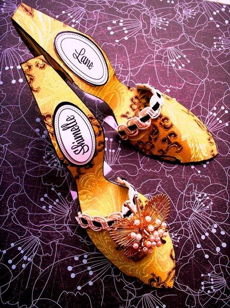 Vintage Shanghai Shoes 2