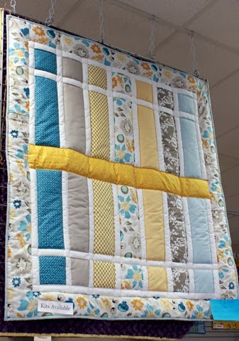 Oh Baby quilt and kit